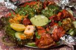 Indian Jewel Platter